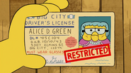 Alice New License