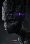Avengers Endgame - Groot poster