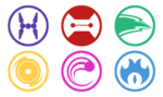 BH6 symbols