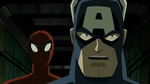 Captian America & Spider-Man AEMH 5