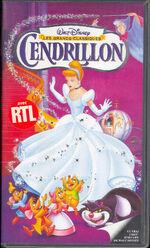 Cendrillon 1998 VHS (France)