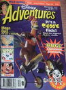 Disney Adventures Magazine Australian cover Dec 2000 Chicken Run