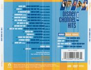Disney channel hits take 2 back cover