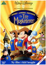 Disneys-de-tre-musketerer-dvd
