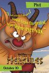 Hercules - Phil - Poster