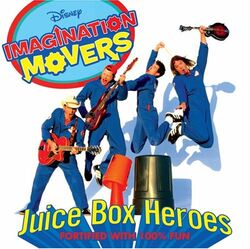 Imagination movers juice box heroes