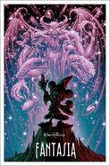 Jeff-Soto-Fantasia-Disney-Mondo-Poster