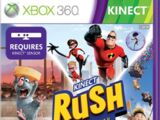 Kinect Rush: A Disney/Pixar Adventure