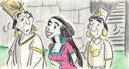 Nina Story Sketch
