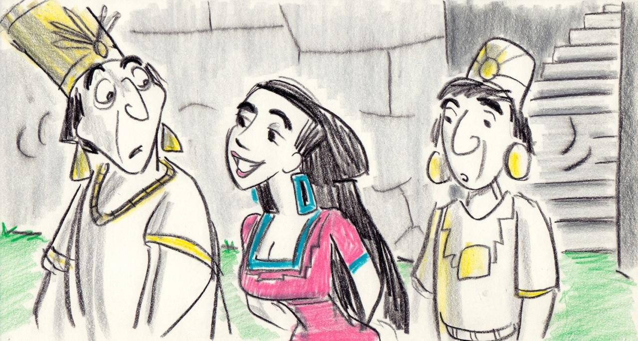 Kuzco, l'Empereur Mégalo [Walt Disney -2001] - Page 6 Latest?cb=20150603012110