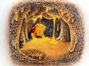 Pooh-stuck-in-honey-tree