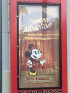 Runaway Railway Poster Minnie