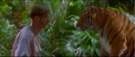 The Jungle Book 1994 Widescreen Wilkins Face to Face with Shere Khan