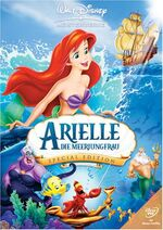 The Little Mermaid 2006 Germany DVD