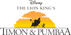Timon & Pumbaa official logo