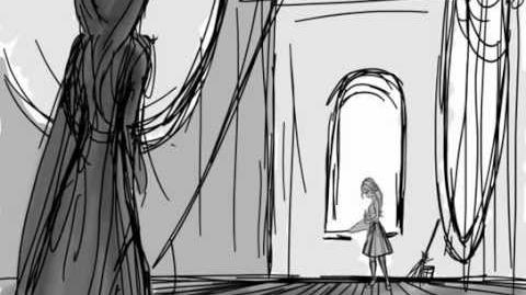 Wicked Storyboard Animation