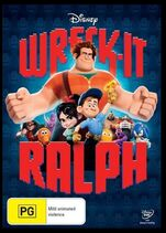 Wreck-It Ralph 2013 AUS DVD