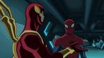 Amadeus Cho with Spider-Man USMWW