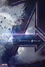 Avengers Endgame teaser poster