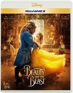 Beauty and the Beast MovieNEX JP