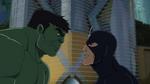 Black Bolt & Hulk AOS