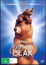 Brother Bear 2016 AUS DVD