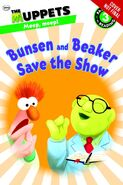 Bunsen and beaker save the show