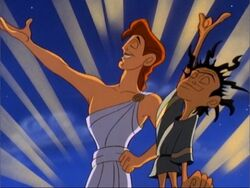 Disney's Hercules - Hercules and the Apollo Mission - Hercules and Icarus