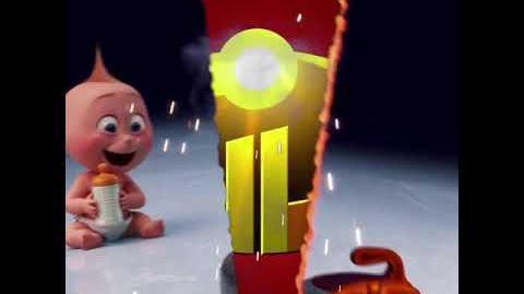 "Disney•Pixar Incredibles 2 - Social Media Spot ""Jack-Jack on the Hockey Rink"""