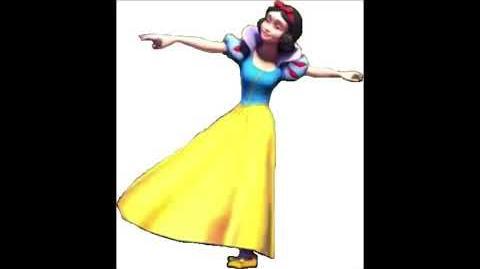 Disneyland Adventures - Snow White Voice Sound Part 02