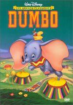 Dumbo france dvd 1999