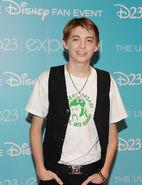 Dylan Riley Snyder D23 Expo