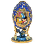 Fantasia Sorcerer Mickey Mouse Egg by Arribas Brothers close
