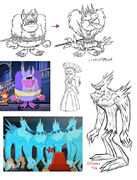 Game of Grumpy and 7D and The Beast concept