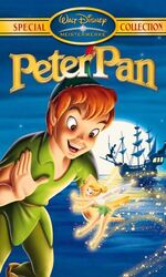 Peter Pan 2002 Germany VHS