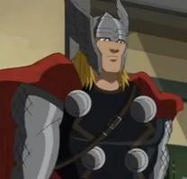 Thor UltimateSpiderMan
