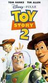 Toy story 2 uk vhs
