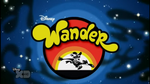 Wander Over Yonder Italian Heading