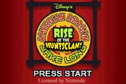 American Dragon Rise of the Huntsclan