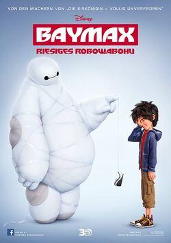 Baymax Banner 2