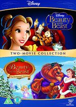 Beauty and the Beast Xmas Box Set UK DVD