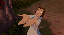 Belle in Disney Princess Enchanted Tales