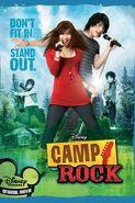 Camp Rock Poster