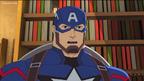 Captain America AUR 109