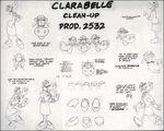 Clarabellemodelsheet