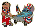 DisneyShopping.com - Lilo & Stitch - Independence Day 2006
