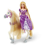 Disney Rapunzel Doll and Horse