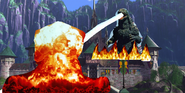 Godzilla Invades Arendelle
