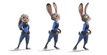 Judy Hopps Animal Instincts