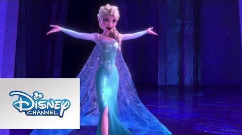 Livre estou - Frozen uma aventura congelante